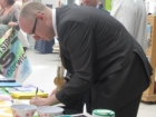 mayor-signing-petition-at-nstwc-with-simon-wright-mp