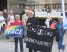 Peace One Day-in-front-of-St-Peter Mancroft